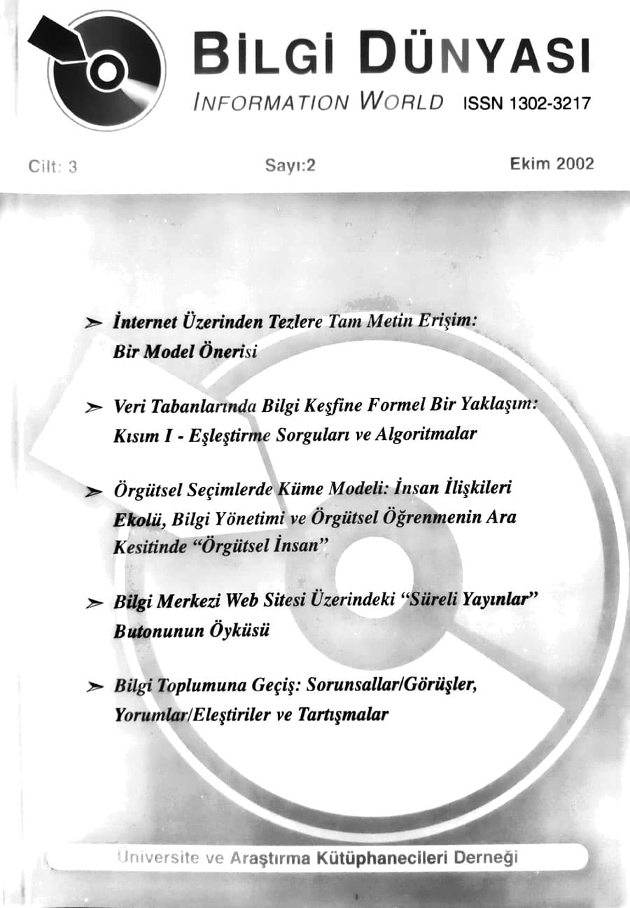 Vol. 3 No. 2 (2002)